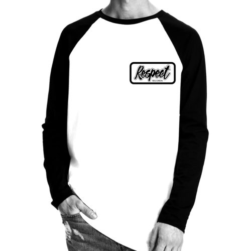 Camiseta Baseball Respect Records