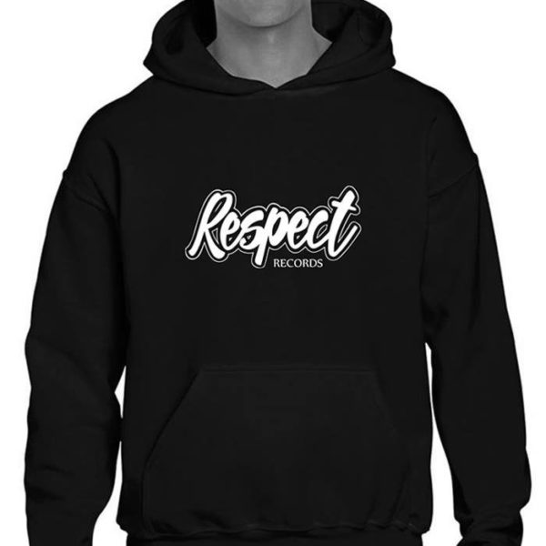 Sudadera unisex Respect Records