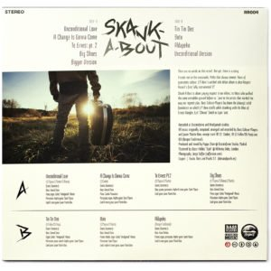 Javier Martín Boix and Bass Culture Players. Skank A-bout