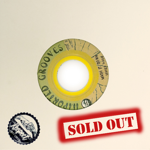 Mango Wood Try/Mash it down - Sold out